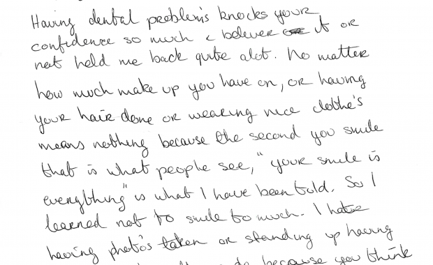 Testimonial from Maria O'Donoghue