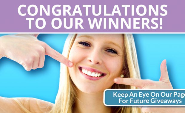 Congratulations to our Competition Winners