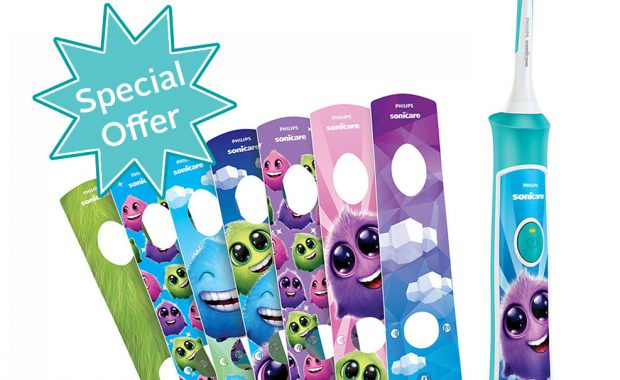 Phillips Sonicare Electric Toothbrush for Kids