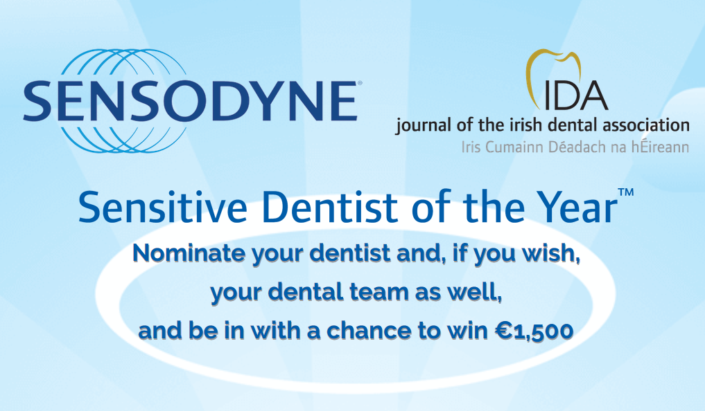 Nominations Open for Sensodyne Sensitive Dentist of the Year Awards