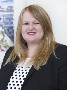 Valerie Coughlan - Business Manager